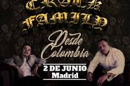 Crack Family en Madrid