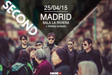 Second en Madrid - La Riviera