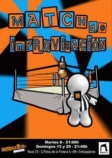 MATCH DE IMPROVISACIÓN
