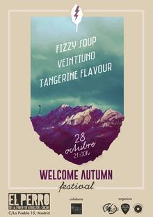 Festival Welcome Autumn