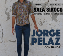 Cartel madrid jorge pelaz 2