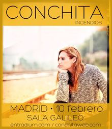 CONCHITA EN MADRID