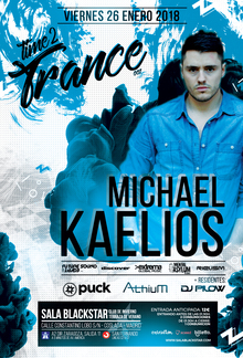 MICHAEL KAELIOS @ TIME 2 TRANCE