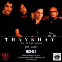 Thaykhay: The final show