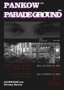 37 años de Old School: Pankow · Parade Ground - Barcelona 2018