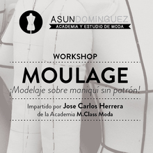 WORKSHOP: MOULAGE