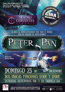 """PETER PAN"" EL MUSICAL"