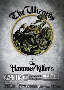 The Wizards + The Hammer Killers